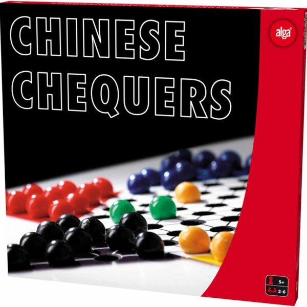 Alga Kinaschack, Sällskapsspel 5 - 8 år