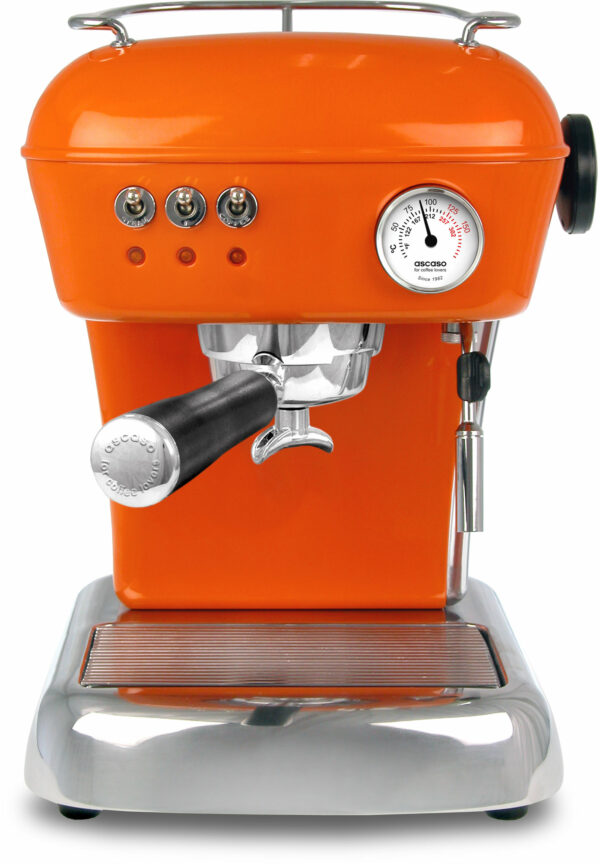 Ascaso Dream Espressomaskine Madarin Orange