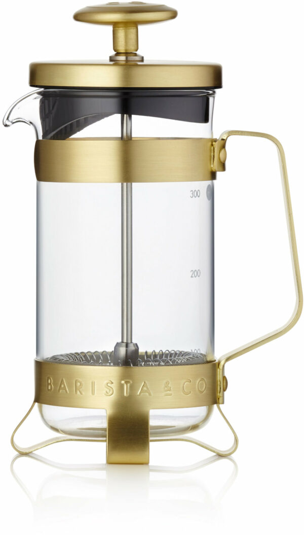 Barista & Co Stempelkande guld 8 kopper
