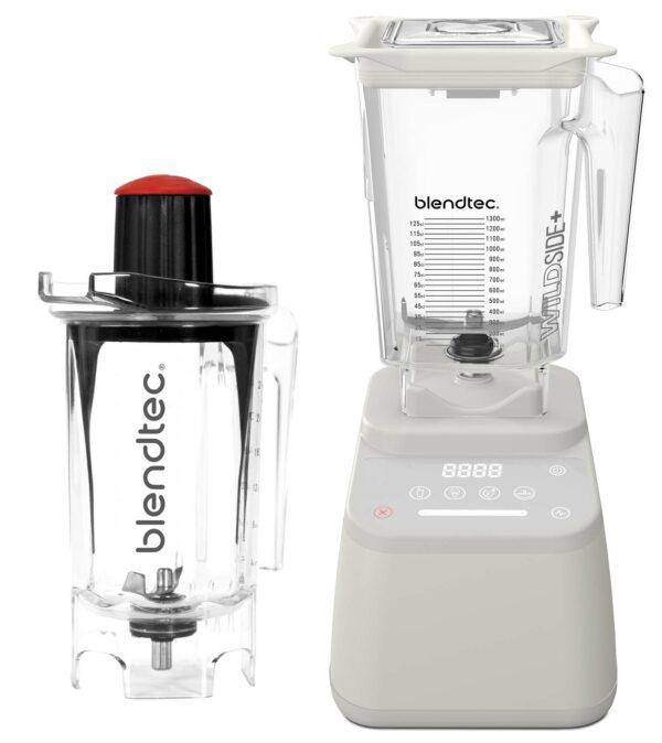 Blendtec Blender Designer 625 Polar White med Twister Jar Kanna