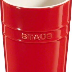 Ceramic by Staub Redskapskrus Röd 11 cm 0,9 l