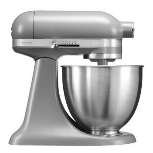 KitchenAid Artisan Stand Mixer Mini 3,3 L Grey Matte