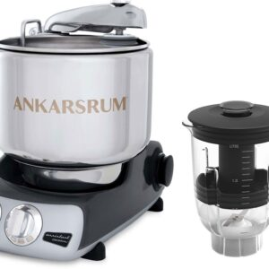 Ankarsrum Assistent Original Black AKM 6230 B med Blender i Tritan