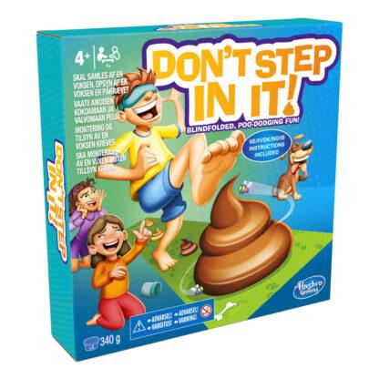 Don't Step In It Sällskapsspel