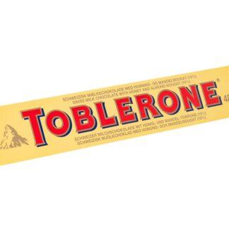 Gigantiskt Choklad Toblerone
