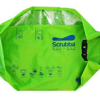 The Scrubba Bärbar Tvättmaskin