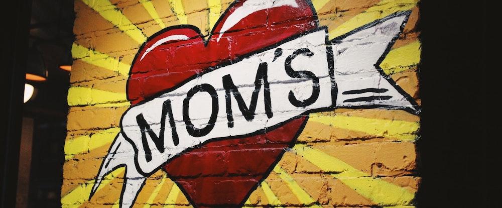 Present mors dag