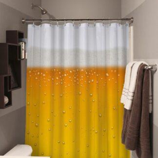 Öl-duschdraperi
