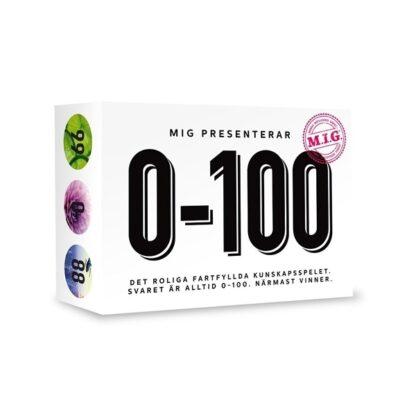 0-100, Spel