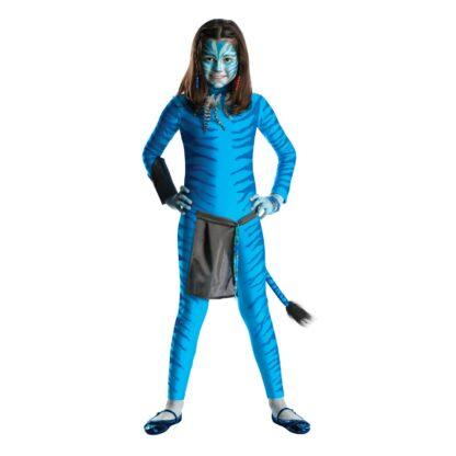 Avatar Na'vi Maskeraddräkt Barn