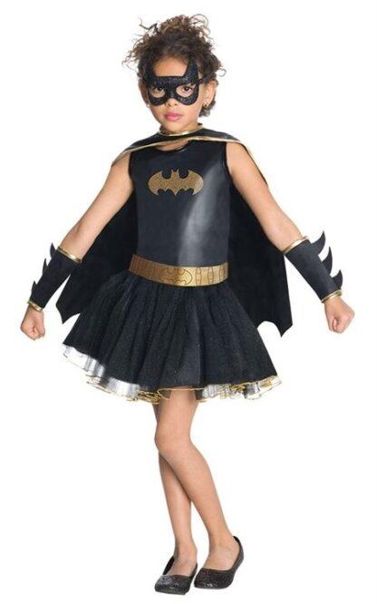 Batgirl Maskeraddräkt Barn