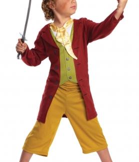 Bilbo Baggins Utklädnadsset Barn