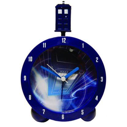 Doctor Who TARDIS Väckarklocka