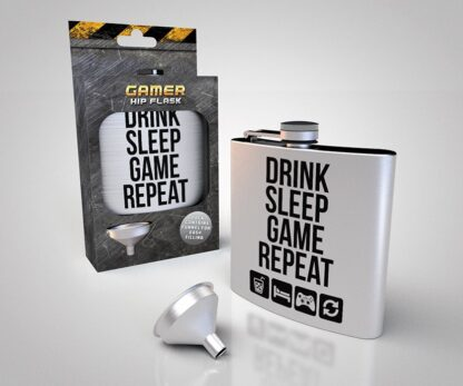 Fickplunta Drink Sleep Game Repeat