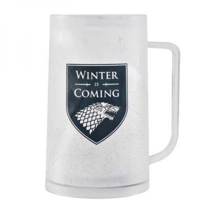 Game Of Thrones Frysbar Ölsejdel Winter Is Coming