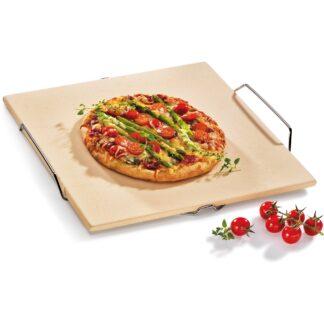 Küchenprofi Rektangulär Pizzasten med stativ 38 cm.