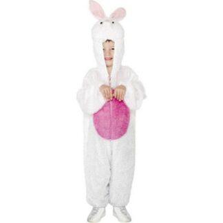 Kanin Maskeraddräkt Barn
