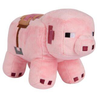 Minecraft Saddled Pig Mjukisdjur