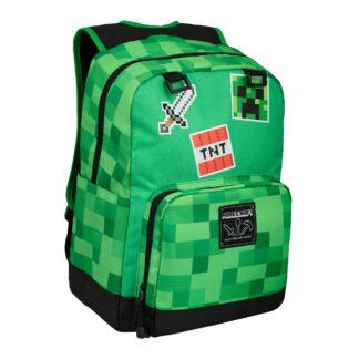 Minecraft Survival Badges Ryggsäck