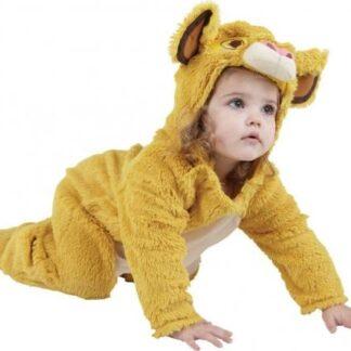 Simba Barnmaskeraddräkt