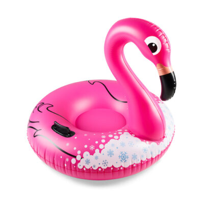 Snow Tube Flamingo