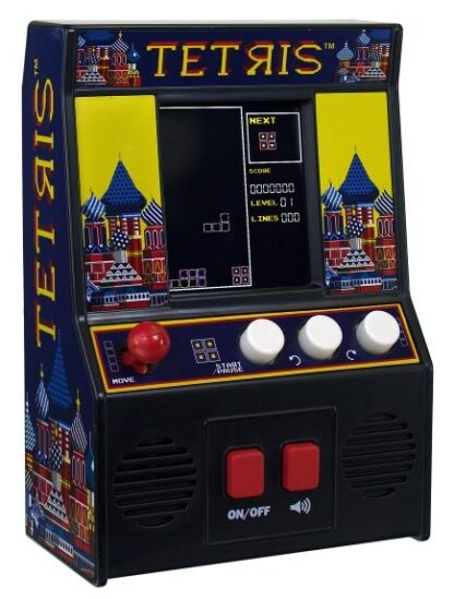 Tetris Mini-Arkadspel