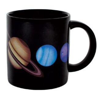 Värmekänslig Mugg Planeter