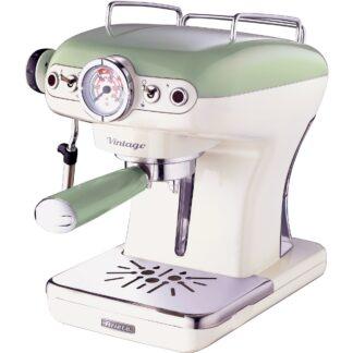 Ariete Espressomaskin grön