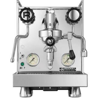 Mozzafiato Cronometro V Espressomaskin Stål