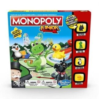Spel, Monopol Junior