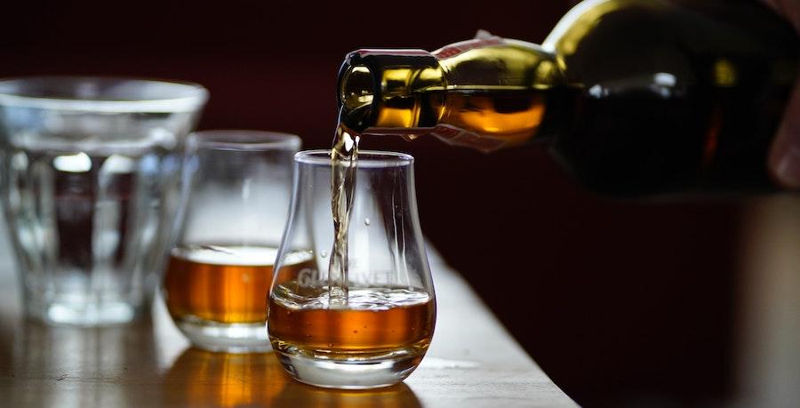 Presenter inom whisky