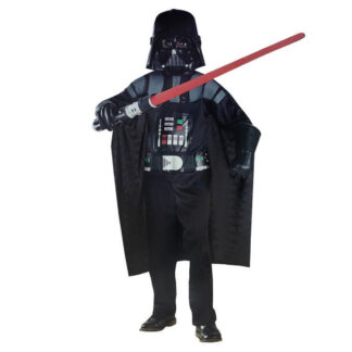 Darth Vader dräkt, barn